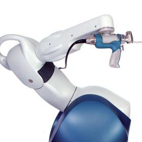 Mako Robot remplacement partiel de genou